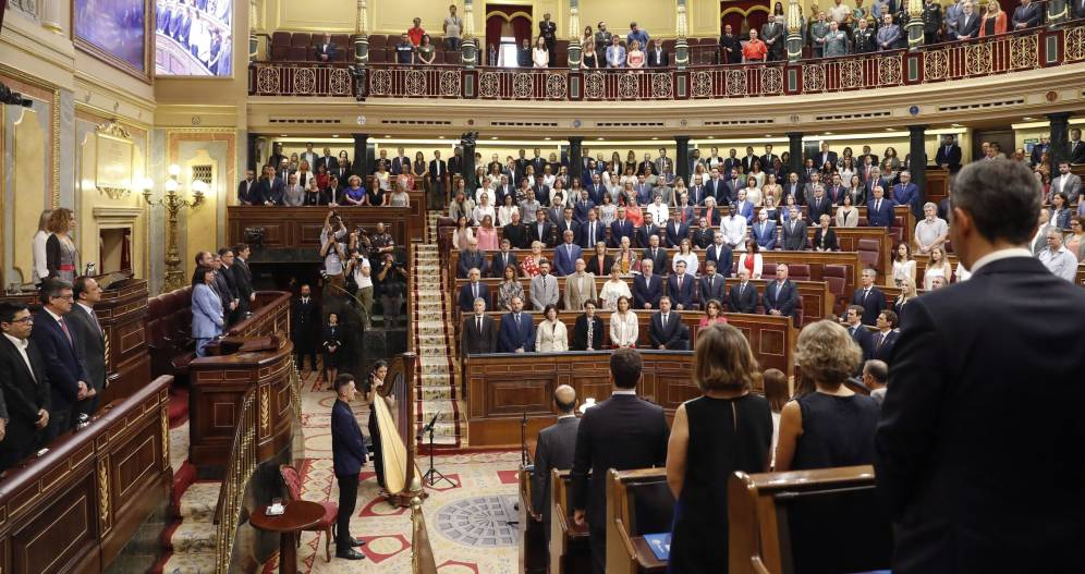 La investidura y la Constitución. En busca de la gobernabilidad perdida